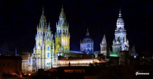 Photo of Santiago de Compostela in the TripHappy travel guide