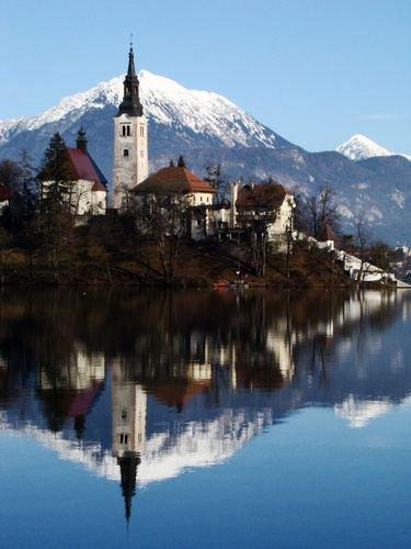 Photo of Bled in the TripHappy travel guide