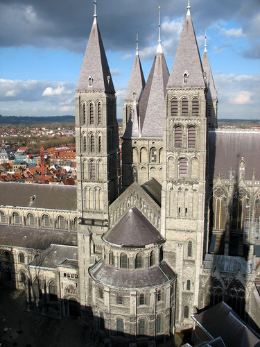 Photo of Tournai in the TripHappy travel guide