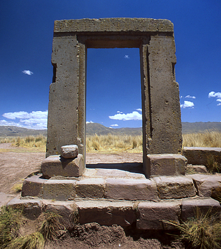 Photo of Tiwanaku in the TripHappy travel guide