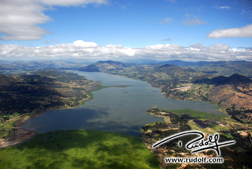 Photo of Lake Guatavita in the TripHappy travel guide