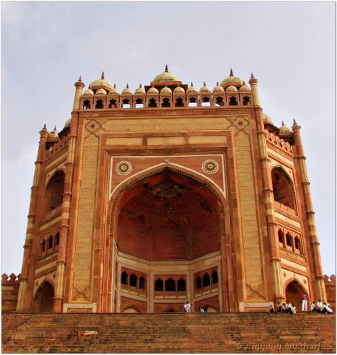 Photo of Fatehpur Sikri in the TripHappy travel guide