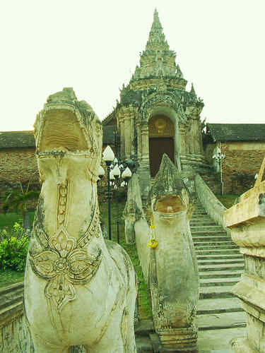 Photo of Wat Si Rongmuang in the TripHappy travel guide