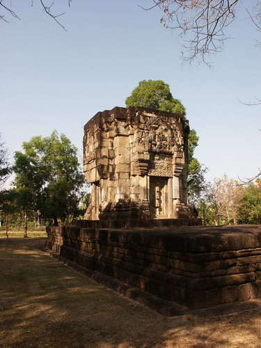 Photo of Prasat District in the TripHappy travel guide