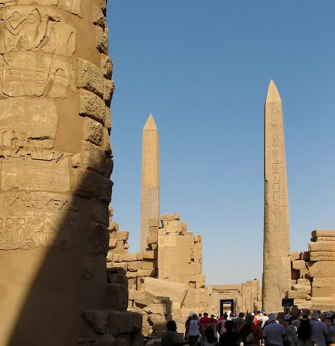 Photo of Les Colosses de Memnon in the TripHappy travel guide