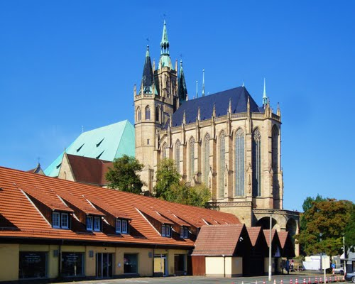 Featured medium photo of Erfurt on TripHappy's travel guide