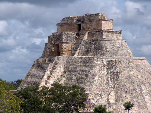 Featured medium photo of Uxmal on TripHappy's travel guide