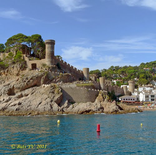 Photo of Tossa de Mar in the TripHappy travel guide