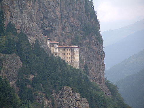 Featured medium photo of Soumela Monastery on TripHappy's travel guide