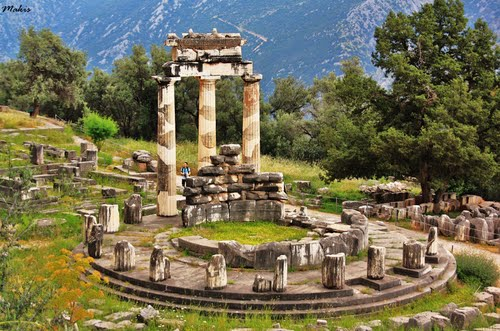 Photo of Delphi in the TripHappy travel guide