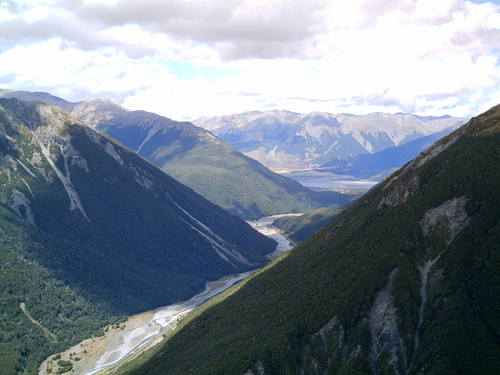 Featured medium photo of Arthur's Pass on TripHappy's travel guide