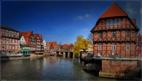 Featured medium photo of Lüneburg on TripHappy's travel guide