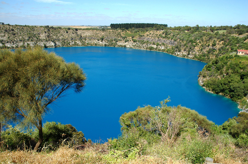 Photo of Mount Gambier in the TripHappy travel guide