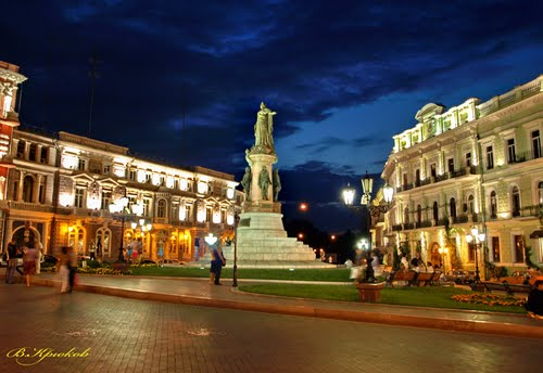 Photo of Odessa in the TripHappy travel guide