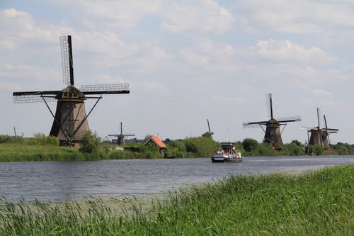Photo of Kinderdijk in the TripHappy travel guide