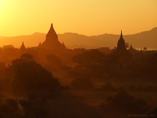 Photo of Old Bagan in the TripHappy travel guide