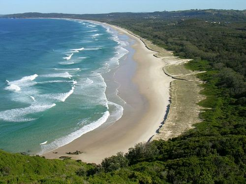 Photo of Byron Bay in the TripHappy travel guide