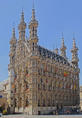 Photo of Leuven in the TripHappy travel guide