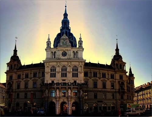 Featured medium photo of Graz on TripHappy's travel guide