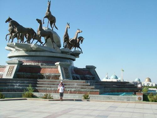 Featured medium photo of Ashgabat on TripHappy's travel guide