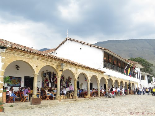 Photo of Villa de Leyva in the TripHappy travel guide