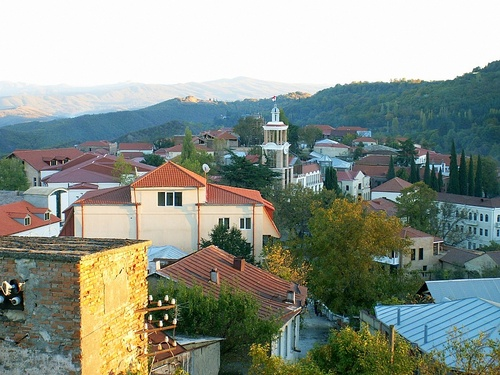 Photo of Sighnaghi in the TripHappy travel guide