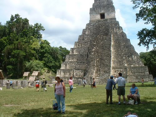 Photo of Tikal in the TripHappy travel guide