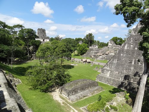 Featured medium photo of Tikal on TripHappy's travel guide