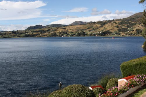 Photo of Lake Tota in the TripHappy travel guide