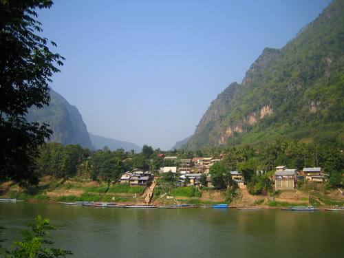 Photo of Nong Khiaw in the TripHappy travel guide
