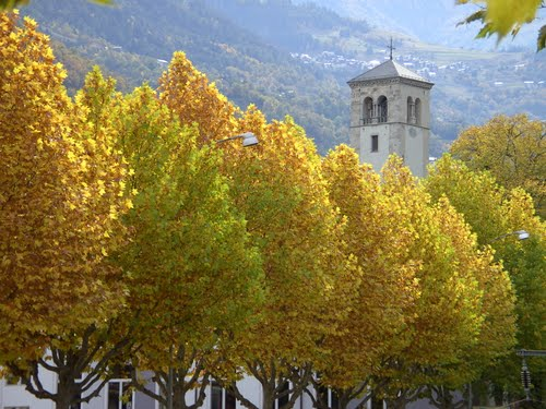 Photo of Visp in the TripHappy travel guide