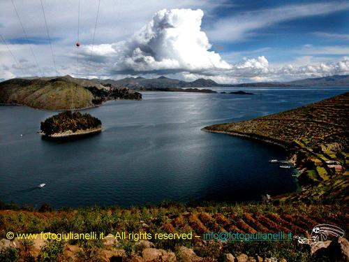 Photo of Isla del Sol in the TripHappy travel guide