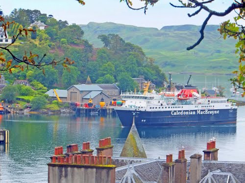 Photo of Oban in the TripHappy travel guide