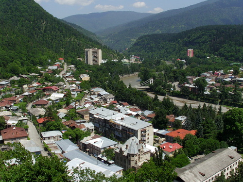Photo of Borjomi in the TripHappy travel guide