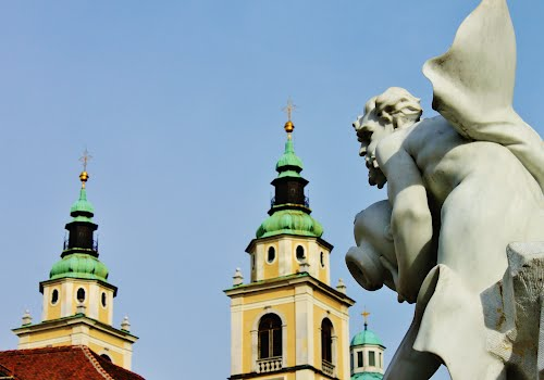Photo of Ljubljana in the TripHappy travel guide