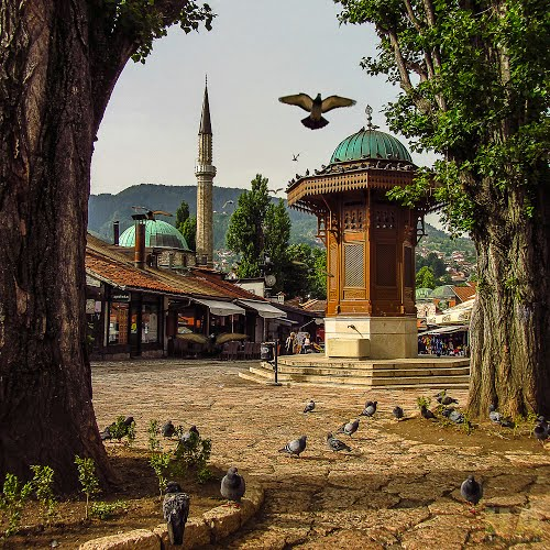 Photo of Sarajevo in the TripHappy travel guide