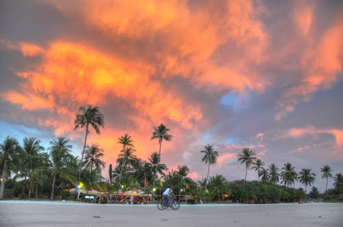 Photo of Pantai Cenang in the TripHappy travel guide