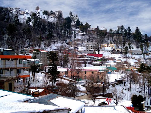 Featured medium photo of Murree on TripHappy's travel guide