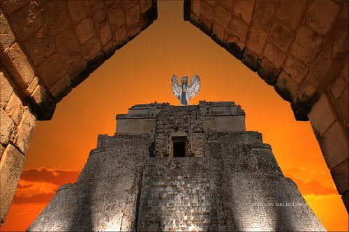 Photo of Uxmal in the TripHappy travel guide