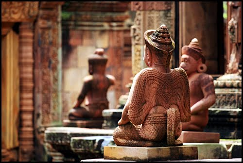 Photo of Banteay Srei in the TripHappy travel guide