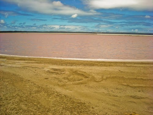 Featured medium photo of Pink Lake on TripHappy's travel guide