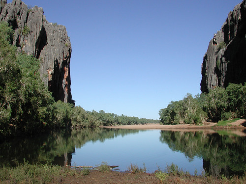 Featured medium photo of Windjana Gorge National Park on TripHappy's travel guide