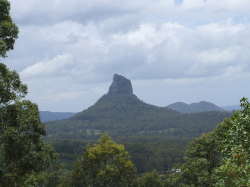 Featured medium photo of Glass House Mountains on TripHappy's travel guide