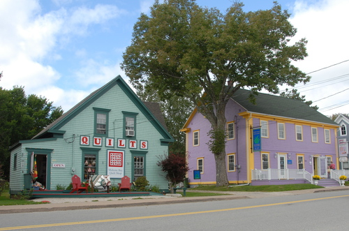 Photo of Mahone Bay in the TripHappy travel guide