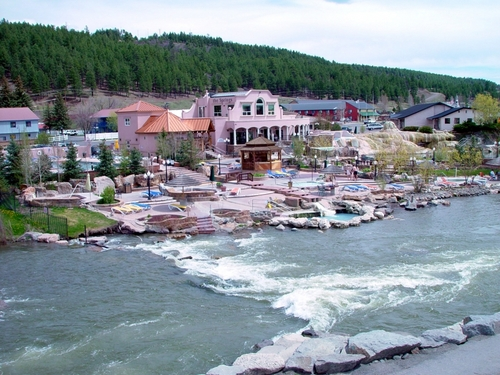 Featured medium photo of Pagosa Springs on TripHappy's travel guide