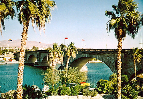 Photo of Lake Havasu City in the TripHappy travel guide