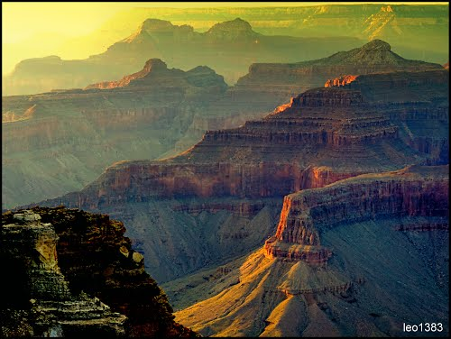 Featured medium photo of Bright Angel Trail on TripHappy's travel guide