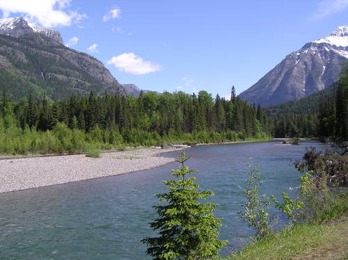 Photo of Glacier National Park in the TripHappy travel guide