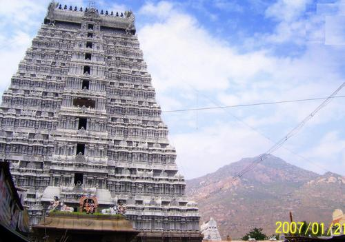 Photo of Tiruvannamalai in the TripHappy travel guide