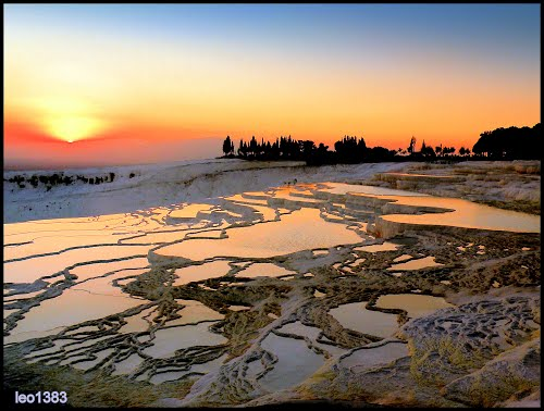 Photo of Pamukkale in the TripHappy travel guide